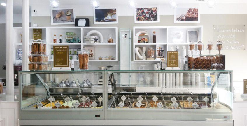Giolatto abre su segunda heladería en el centro de Sevilla