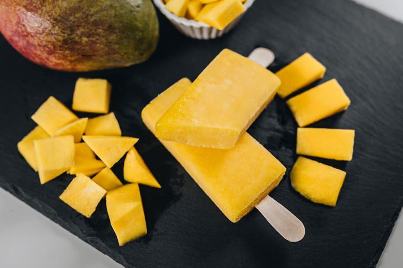 Palique de mango, uno de los más demandados. Foto cedida por el establecimiento.