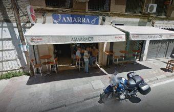 Las papas aliñás del restaurante Amarra