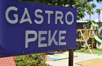 La zona dedicada a los niños de La Gastroteka. Foto: Cosasdecome