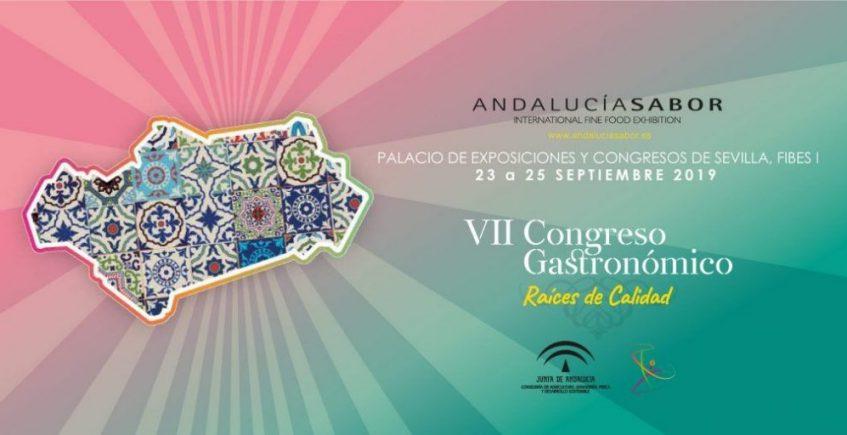 Abierto el plazo de inscripciones para el VII Congreso Gastronómico de Andalucía Sabor