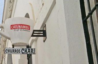 Cafetería churrería Chari