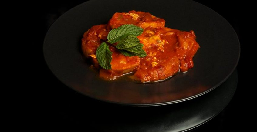 La sopa de tomate de Casa Moral
