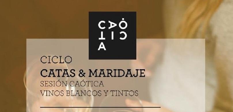 Cata de vinos y maridaje en Caótica. 20 de septiembre. Sevilla