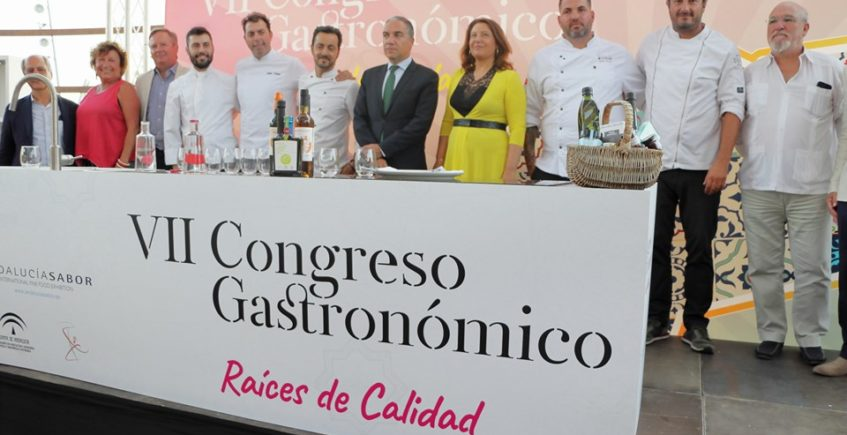 Sevilla ya aguarda a las 32 estrellas Michelin que se darán cita en Andalucía Sabor
