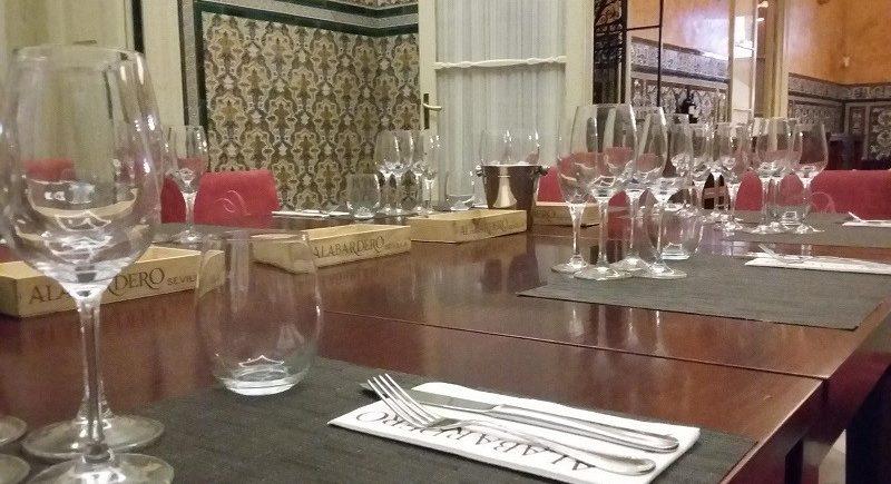 Curso de cata de cervezas y cena maridaje en Taberna del Alabardero. 28 de septiembre. Sevilla.