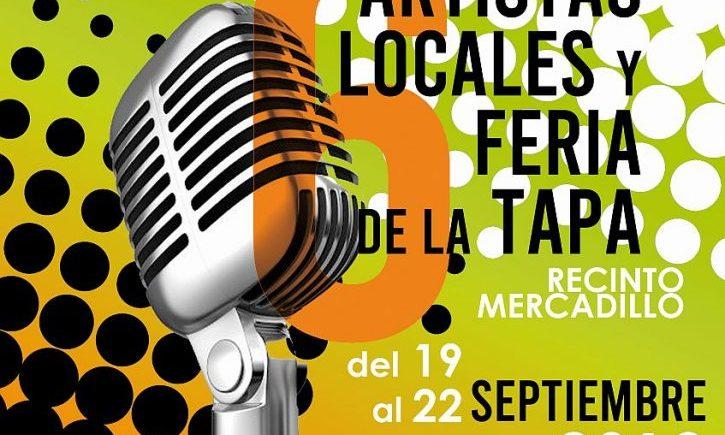 Castilleja de la Cuesta celebra su Feria de la Tapa a partir del día 19 de septiembre