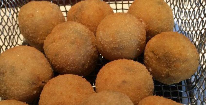 La croqueta coqueta, la aventura abechamelada del cocinero José María Tavallo