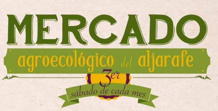 Mercado Agroecológico del Aljarafe. 19 de octubre. Bormujos