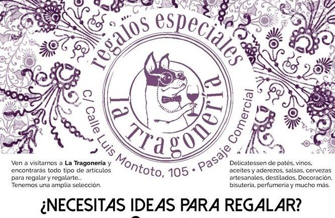 Degustación La Tragonería. 5 de octubre. Sevilla