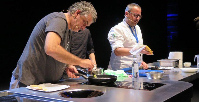 El Congreso Andalucía 360º convierte a Sevilla en escaparate de la gastronomía andaluza