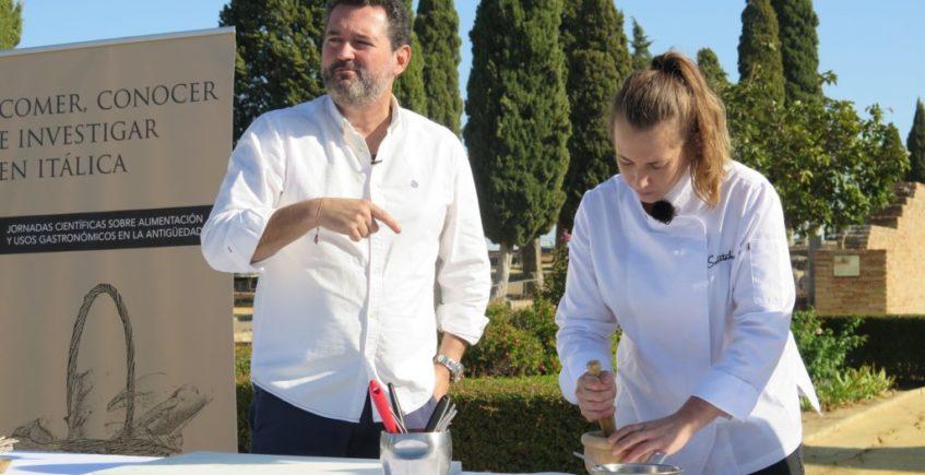 El druida gastronómico de la antigua Roma que conquista la alta cocina sevillana