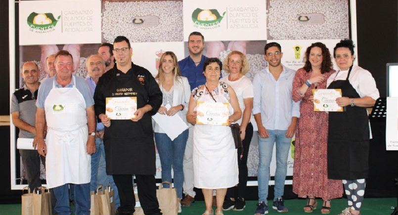 Tortellini de garbanzo de Coco Noodles, primer premio del II Concurso Gastronómico del Garbanzo Blanco de Fuentes de Andalucía