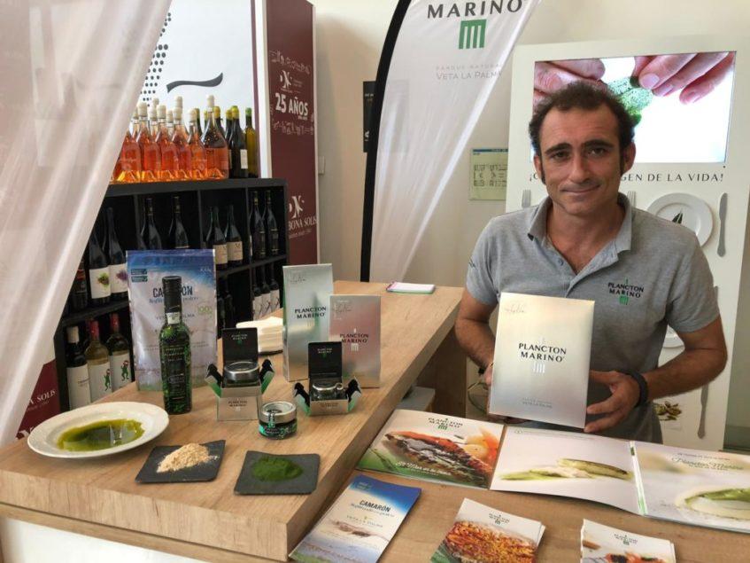 Aceite y caviar, nuevos productos de Plancton Marino. Foto: CosasDeComé.