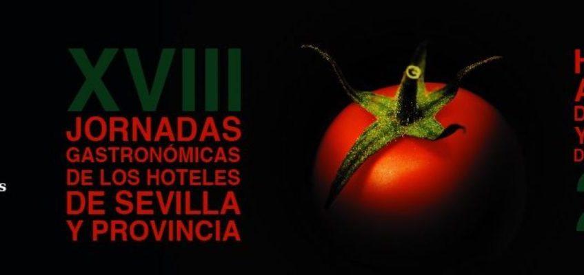 Veintiún hoteles de Sevilla y provincia participan en las Jornadas Gastronómicas de la AHS dedicadas al Tomate de Los Palacios