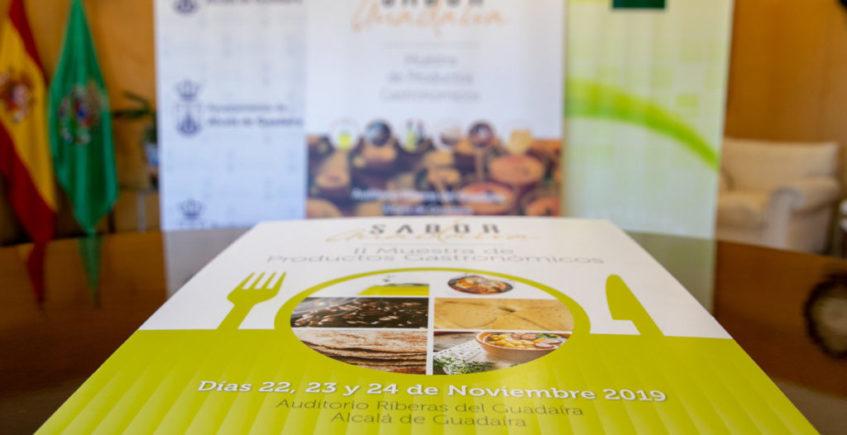 Alcalá vuelve a exhibir sus encantos gastronómicos en la II Muestra 'Sabor Guadaíra'