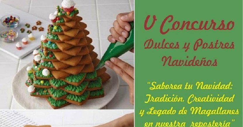 El legado de Magallanes llega al concurso de dulces y postres navideños de Olivares