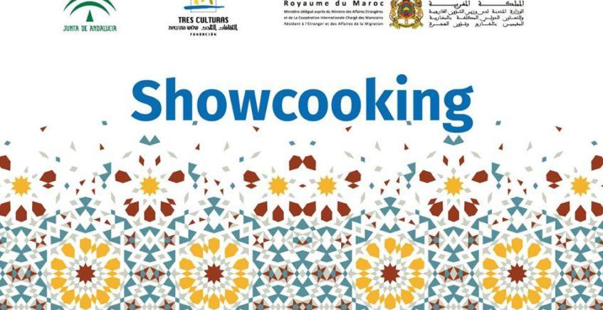 Sesión de cocina en vivo de recetas marroquíes. 13 de noviembre. Sevilla