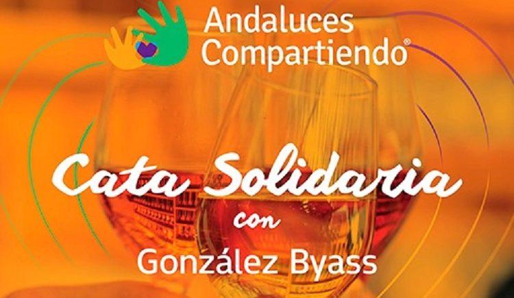Cata solidaria Fundación Cajasol. 20 de noviembre, 12 y 18 de diciembre. Sevilla.