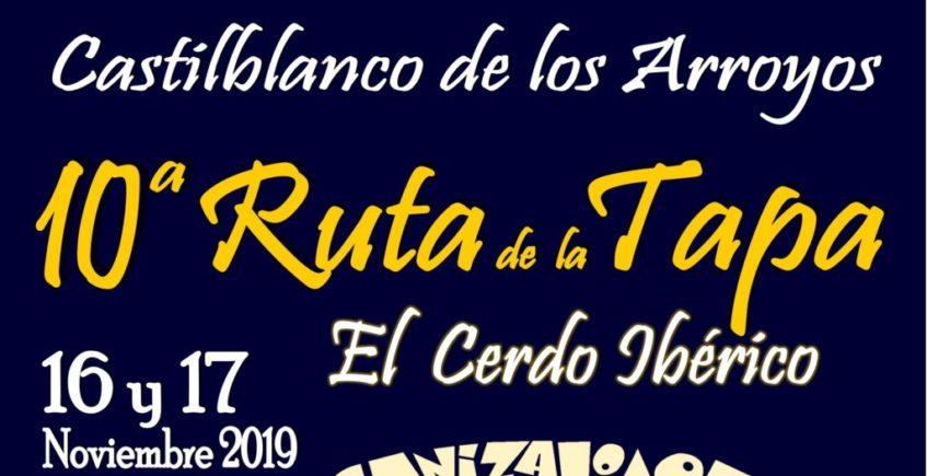 El cerdo ibérico reinará en la X Ruta de la Tapa y el Mercado Gastronómico de Castilblanco de los Arroyo