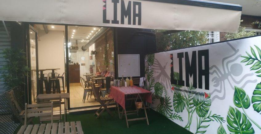 Lima, la comida callejera peruana que se hace hueco en Nervión