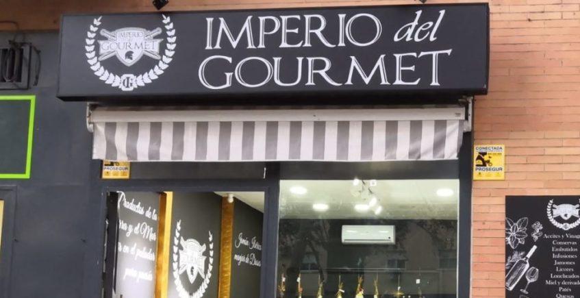 Imperio del Gourmet inaugura tienda física en Los Bermejales