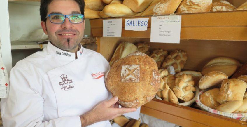 Juan Cordón, el panadero de toda la vida que alcanzó la excelencia
