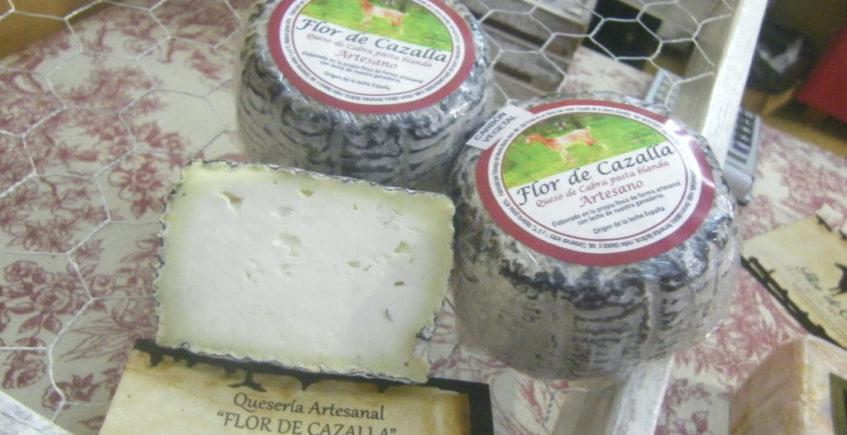 Las cenizas del último queso de Flor de Cazalla