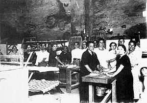 La actividad panadera siempre ha estado vinculada a la localidad de Alcalá de Guadaíra. Foto cedida por Pan de Alcalá.