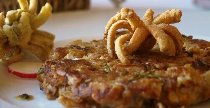 Comienza la temporada de tagarninas en el restaurante Deli de Montellano