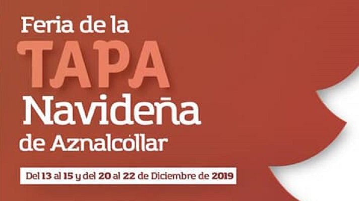 Feria de la Tapa Navideña. Del 13 al 15 y del 20 al 22 de diciembre. Aznalcóllar.