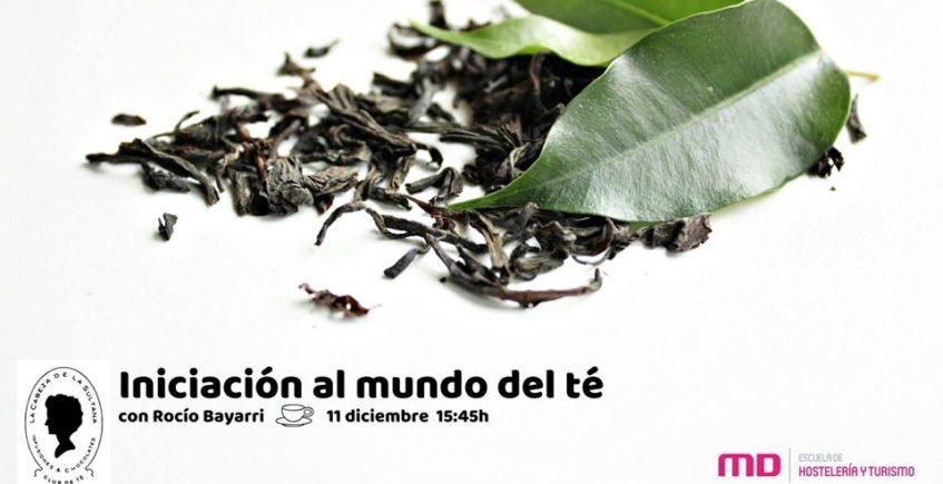 Iniciación al mundo del té. 11 de diciembre. Sevilla.