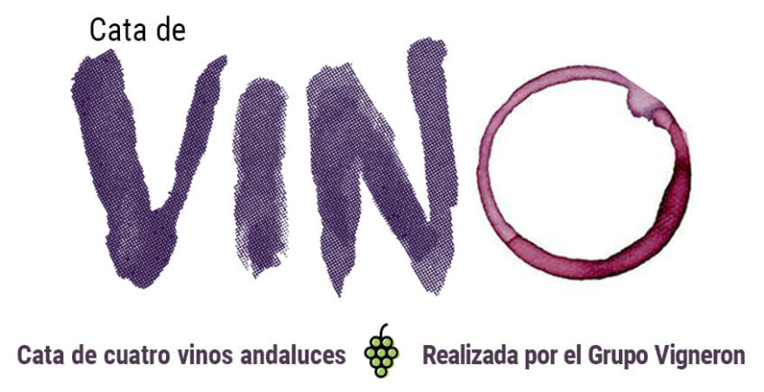Cata de cuatro vinos andaluces con maridaje. 11 de diciembre. Sevilla.