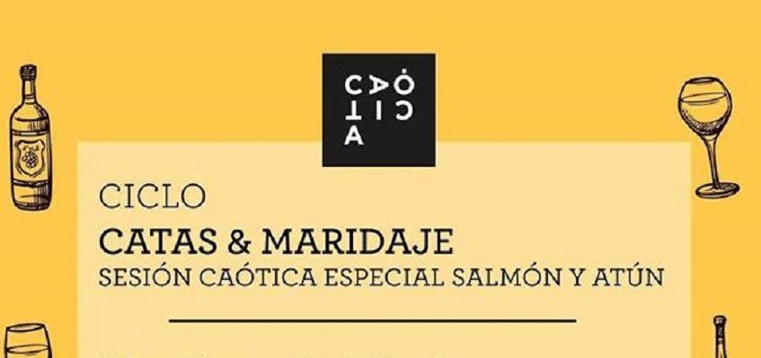 Cata y maridaje especial salmón y atún. 13 de diciembre. Sevilla.