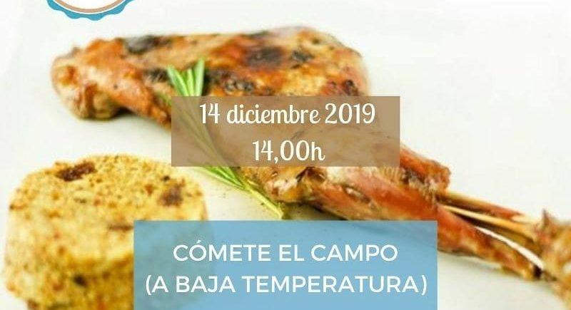 Degustación de la gastronomía de los campos de Castilla. 14 de diciembre. Sevilla