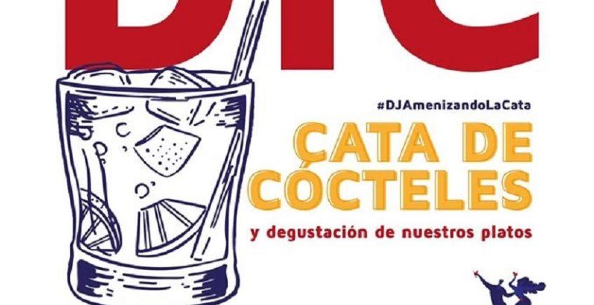 Cata Martini con degustación de platos italianos y DJ. 30 de diciembre. Mairena del Aljarafe
