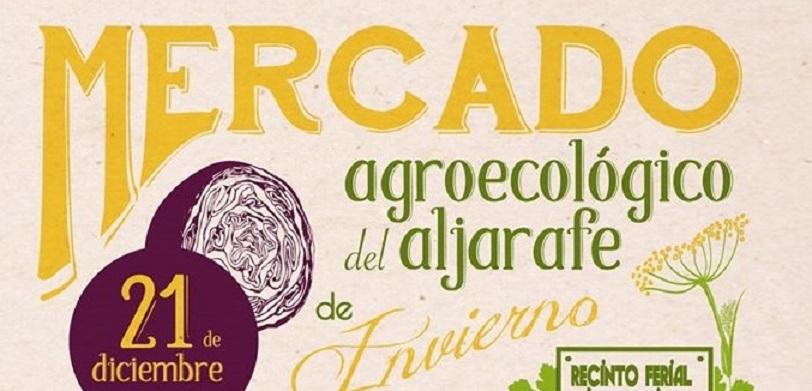 Mercado Agroecológico del Aljarafe. 21 de diciembre. Bormujos