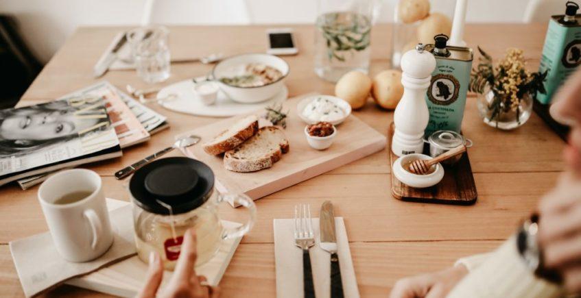 Desayuno buffet de productos orgánicos, de km 0 y temporada en Casa Orzáez. 8 de diciembre. Sevilla