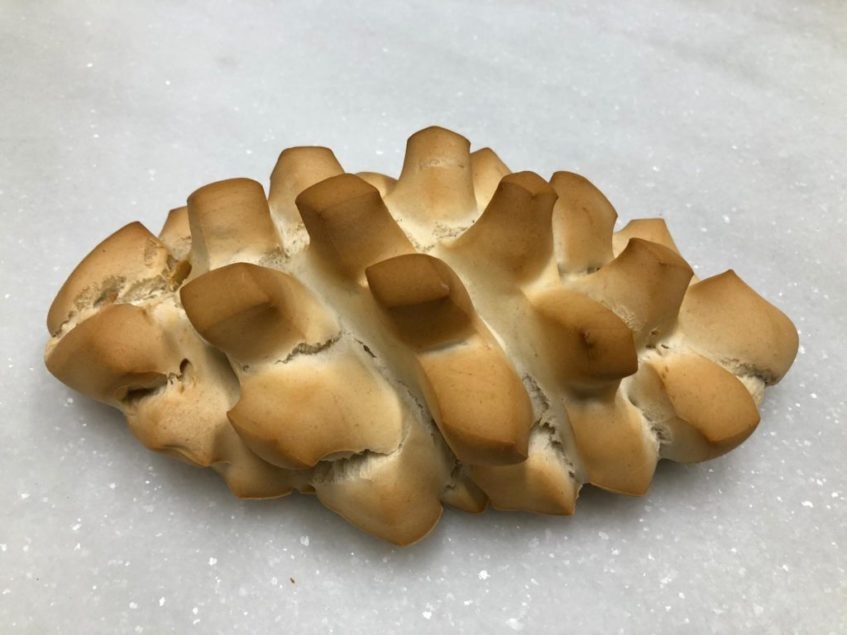 La peculiar forma del picaíto le hace facilmente reconocible. Foto: CosasDeComé