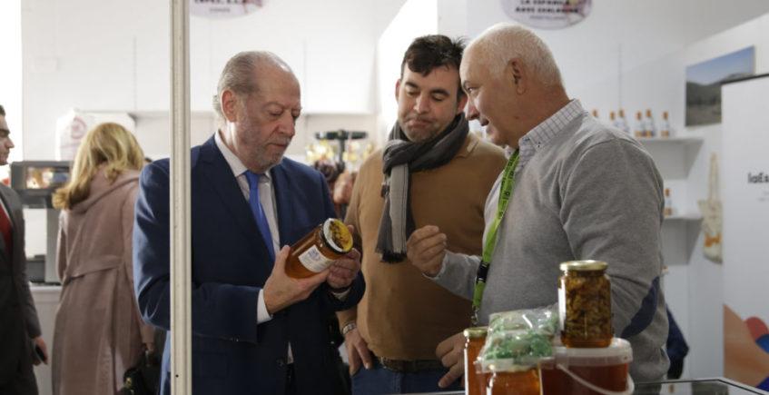 Un centenar de empresas agroalimentarias de la provincia se dan cita en la XI Feria de Gastronomía de Diputación