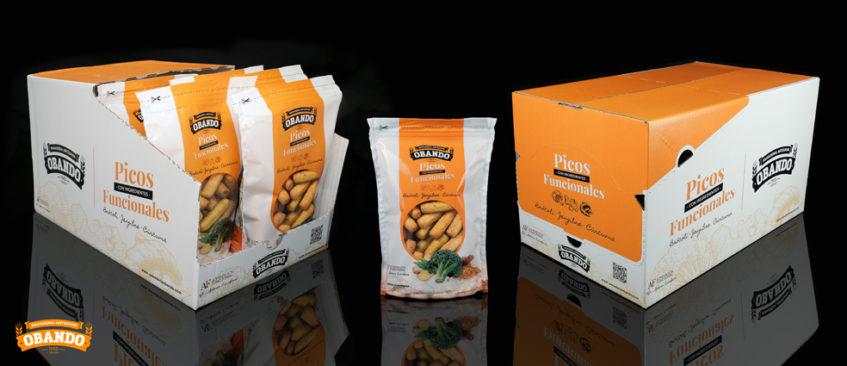 El nuevo producto está avalado por Alimentación Funcional y el doctor Escribano. Foto cedida por Picos Obando.