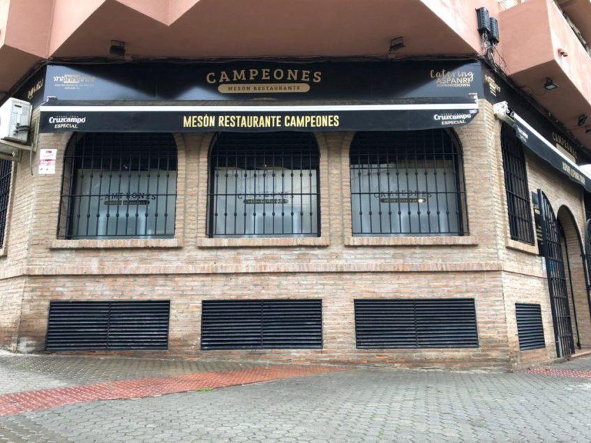 El Mesón Campeones abrió sus puertas el pasado mes de agosto. Foto: CosasDeComé.