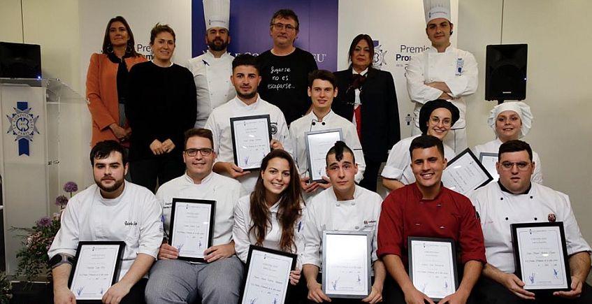 Un alumno de Sevilla, seleccionado para competir en el Premio Promesas de la alta cocina