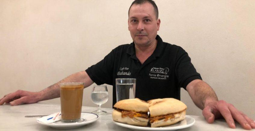 Entre pringaitas y ligaítos, los desayunos de culto de Cá Baltanás