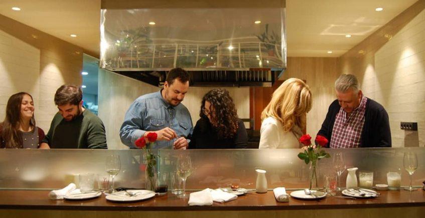 Taller de cocina erótica en restaurante Salvaje. 12 de enero. Sevilla.