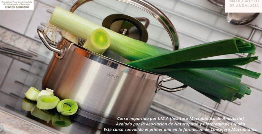 Curso de Coach-Chef en nutrición Macrobiótica. 11-12 y 25-26 de enero. Sanlúcar la Mayor