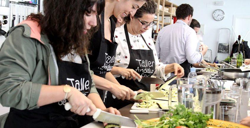 Taller de cocina vegetariana. 11 de enero. Sevilla.