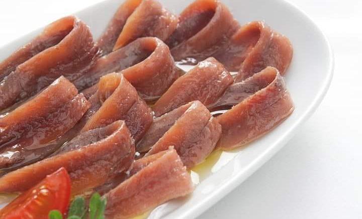 Degustación de anchoas. 23 de enero. Sevilla.