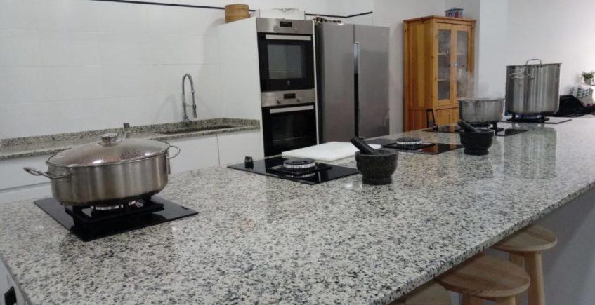 Talleres de cocina Atelier Gastronómico. 18 y 19 de enero. Sevilla.