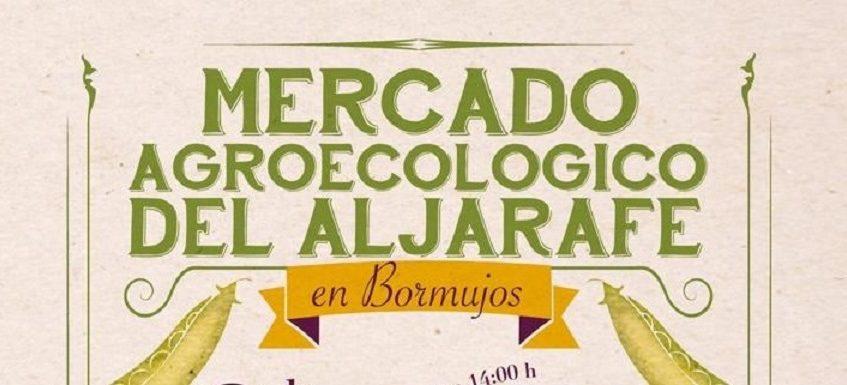 Mercado Agroecológico del Aljarafe. 18 de enero. Bormujos